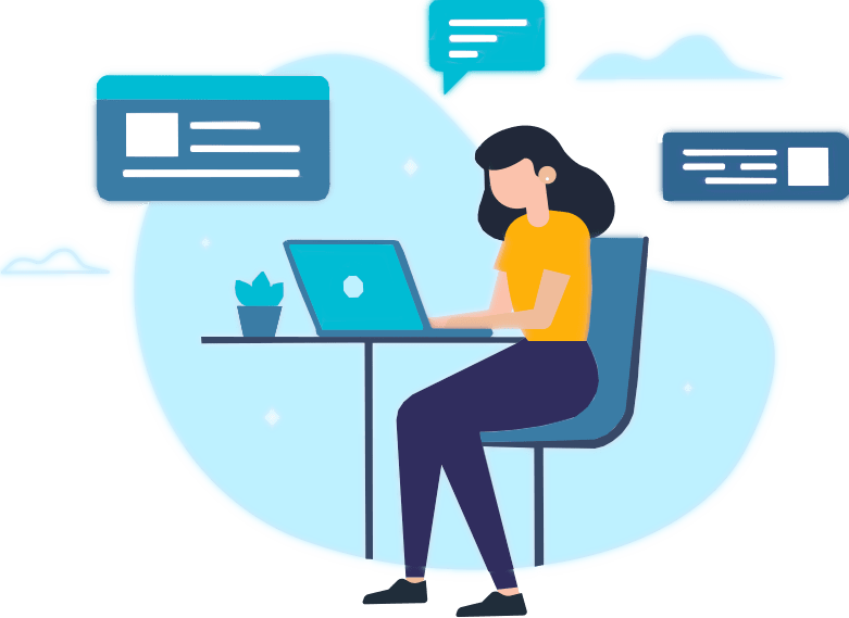 blog on computer